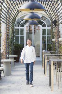 Paco Roncero Chef de la Terraza del Casino